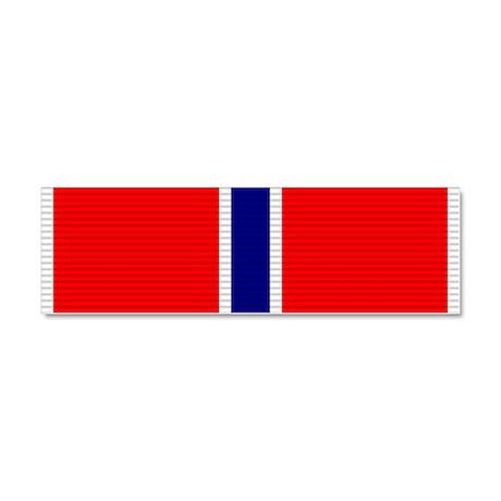 Bronze Star Medal Car Magnet 10 x 3