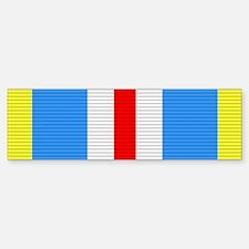 Defense Superior Service Medal Bumper Bumper Sticker