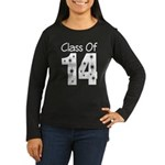 Class of 2014 Gift Women's Long Sleeve Dark T-Shir