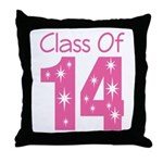 Class of 2014 Gift Throw Pillow