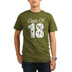 Class of 2018 Gift Organic Men's T-Shirt (dark)