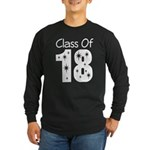 Class of 2018 Gift Long Sleeve Dark T-Shirt