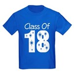 Class of 2018 Gift Kids Dark T-Shirt