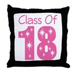 Class of 2018 Gift Throw Pillow