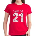 Class of 2021 Gift Women's Dark T-Shirt