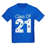 Class of 2021 Gift Kids Dark T-Shirt
