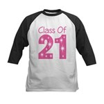 Class of 2021 Gift Kids Baseball Jersey
