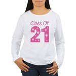 Class of 2021 Gift Women's Long Sleeve T-Shirt