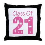 Class of 2021 Gift Throw Pillow