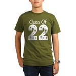 Class of 2022 Gift Organic Men's T-Shirt (dark)