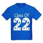 Class of 2022 Gift Kids Dark T-Shirt