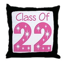 Class of 2022 Gift Throw Pillow
