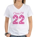 Class of 2022 Gift Women's V-Neck T-Shirt