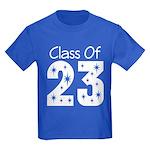 Class of 2023 Gift Kids Dark T-Shirt