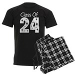 Class of 2024 Gift Men's Dark Pajamas
