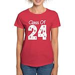 Class of 2024 Gift Women's Dark T-Shirt