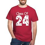 Class of 2024 Gift Dark T-Shirt