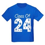 Class of 2024 Gift Kids Dark T-Shirt
