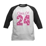 Class of 2024 Gift Kids Baseball Jersey