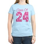 Class of 2024 Gift Women's Light T-Shirt