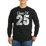 Class of 2025 Gift Long Sleeve Dark T-Shirt