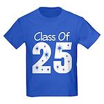 Class of 2025 Gift Kids Dark T-Shirt