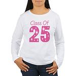 Class of 2025 Gift Women's Long Sleeve T-Shirt
