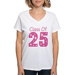 Class of 2025 Gift Women's V-Neck T-Shirt