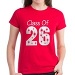 Class of 2026 Gift Women's Dark T-Shirt