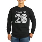 Class of 2026 Gift Long Sleeve Dark T-Shirt