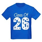 Class of 2026 Gift Kids Dark T-Shirt