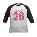 Class of 2026 Gift Kids Baseball Jersey