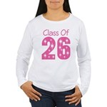 Class of 2026 Gift Women's Long Sleeve T-Shirt