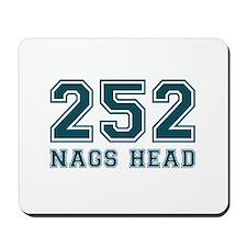 Nags Head Area Code Mousepad