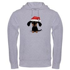 Doxie Clause Hoodie