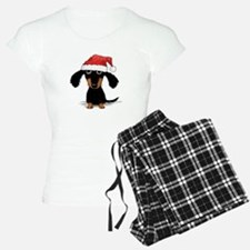 Doxie Clause Pajamas