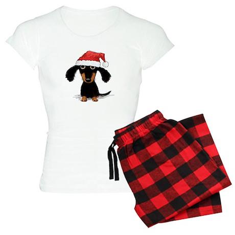 Doxie Clause Women's Light Pajamas