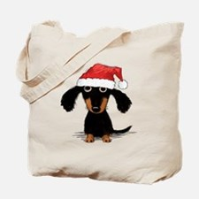 Doxie Clause Tote Bag