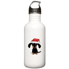 Doxie Clause Water Bottle