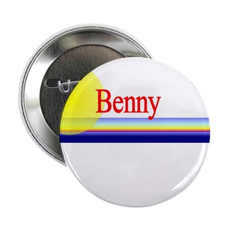 "Benny 2.25"" Button (10 pack)"