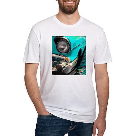 Aqua blue 57 fitted t shirt aqua blue 57 t shirt for Aqua blue color t shirt