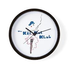 Lizas Oscar Wall Clock