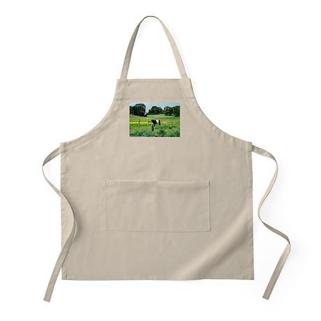 Oreo Cow Apron