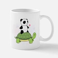 Turtle and Panda 1 Mug