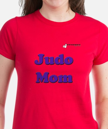 Judo Mom Dark T-Shirt