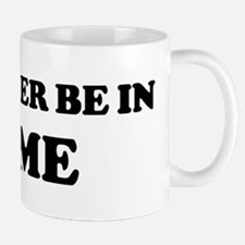 Rather be in Lome Mug
