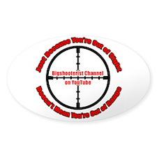 Bigshooterist Logo Decal