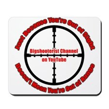 Bigshooterist Logo Mousepad