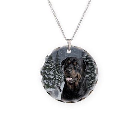 Rottie Necklace