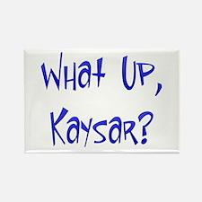 What Up Kaysar? Rectangle Magnet